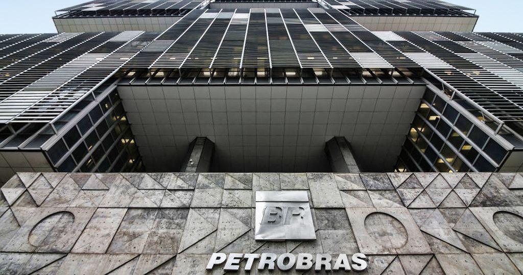 Petrobras Headquarters Building In Rio De Janeiro