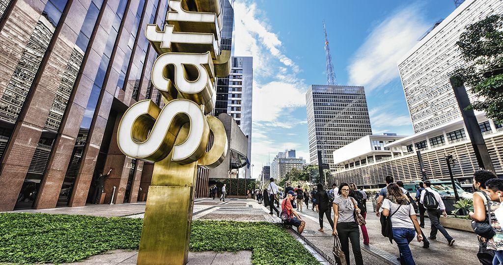 Sede do Banco Safra em São PauloFoto: Germano Lüders07/03/2019